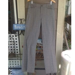 Vintage 90's Lee relaxed fit houndstooth trousers